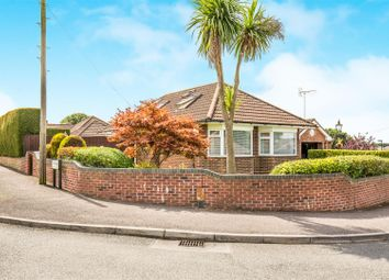 Thumbnail 4 bed detached bungalow for sale in Exeter Road, Southampton
