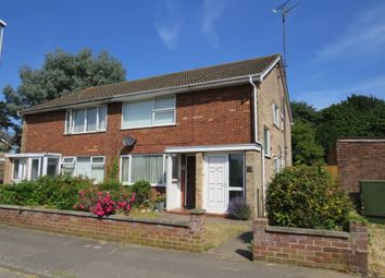 Thumbnail 2 bed maisonette for sale in Moreton Way, Kingsthorpe, Northampton