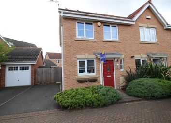 Thumbnail 2 bed terraced house for sale in Dallaglio Mews, Chilwell, Nottingham