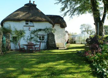 Thumbnail 3 bed cottage for sale in Eworthy, Germansweek, Beaworthy