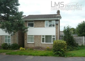 3 bed detached house for sale in Launceston Close, Winsford CW7