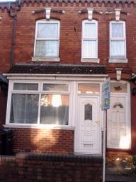 Thumbnail 3 bedroom terraced house for sale in Mansel Road, Small Heath, Birmingham