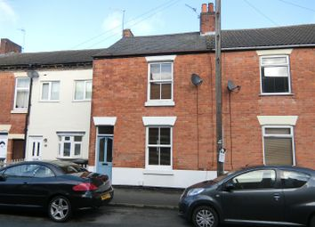 Thumbnail 2 bed terraced house for sale in Berrisford Street, Coalville, Leicestershire