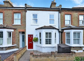 Thumbnail 3 bed terraced house for sale in Kings Road, Belmont Village, Sutton