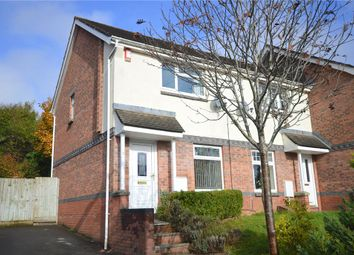 Thumbnail 2 bed semi-detached house for sale in Wicklow Close, Pontprennau, Caerdydd