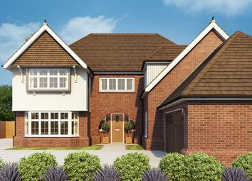 "Thumbnail 5 bed detached house for sale in ""Mulberry"" at Burcote Road, Towcester"