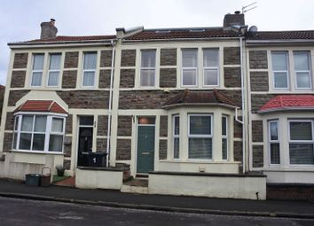 Thumbnail 3 bed terraced house to rent in Altringham Road, Whitehall, Bristol