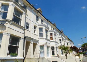 Thumbnail 3 bed flat to rent in Lansdowne Street, Hove