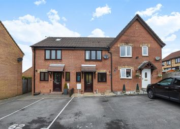 Thumbnail 2 bed terraced house to rent in Flint Close, Southampton