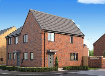"3 bed property for sale in ""Edinburgh"" at ""Edinburgh"" At Kilcoy Drive, Kingswood, Hull HU7"