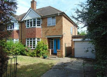 Thumbnail 3 bed semi-detached house for sale in Christchurch Road, Reading, Berkshire