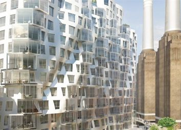 Prospect Place, Battersea Power Station, London SW8. 2 bed flat for sale