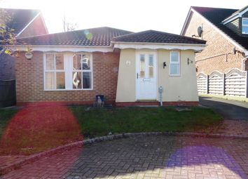 Thumbnail 3 bed bungalow to rent in Tranby Park Meadows, Hessle