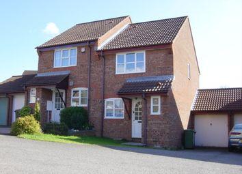 Thumbnail 2 bedroom semi-detached house to rent in Garrett Drive, Bristol