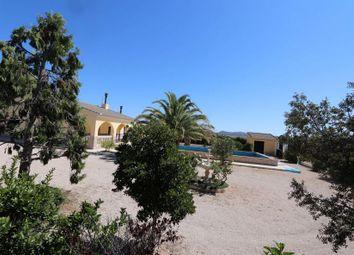 Thumbnail 4 bed villa for sale in Yecla, Alicante, Spain