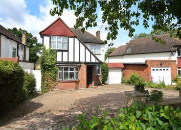 Thumbnail 4 bed detached house for sale in Greenway, Southgate