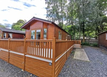 Thumbnail 2 bed mobile/park home for sale in Ambleside Road, Troutbeck Bridge, Windermere