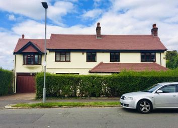 Thumbnail 5 bed detached house to rent in Hillcrest Road, Purley