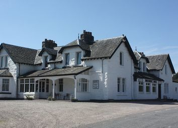 Thumbnail Hotel/guest house for sale in Whitebridge Hotel, Stratherrick, Inverness