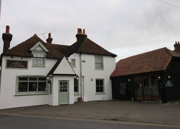 Thumbnail Pub/bar for sale in Mill Road, Sturry, Canterbury