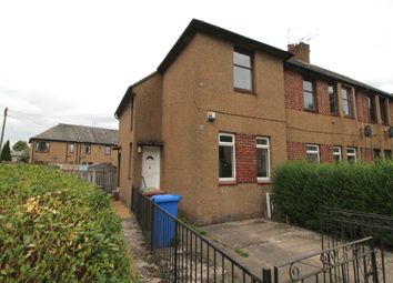 Thumbnail 4 bed flat to rent in Dryburgh Avenue, Denny, Falkirk