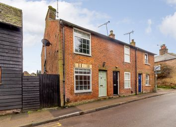 Thumbnail 2 bed end terrace house for sale in 42 Lamb Lane, Redbourn, St. Albans, Herts