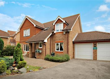 Thumbnail 4 bedroom detached house for sale in Athelstan Way, Orpington, Kent