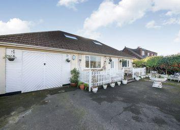 Thumbnail 4 bed detached bungalow for sale in Head Lane, East Stour, Gillingham