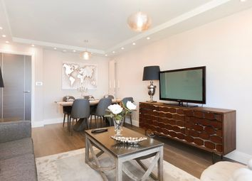 Thumbnail 3 bed flat to rent in Cresta House, Finchley Road, Swiss Cottage