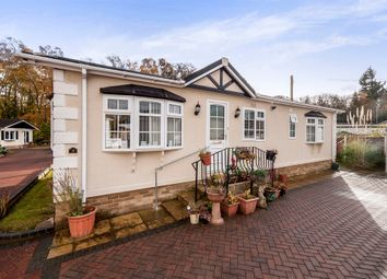 Thumbnail 3 bed mobile/park home for sale in Old Newton Road, Bovey Tracey, Newton Abbot