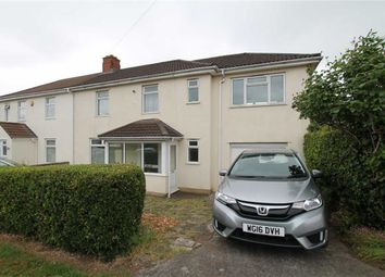 Thumbnail 4 bed semi-detached house for sale in Elberton Road, Sea Mills, Bristol