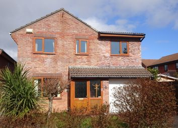 Thumbnail 4 bed detached house for sale in Larch Close, Newton, Porthcawl