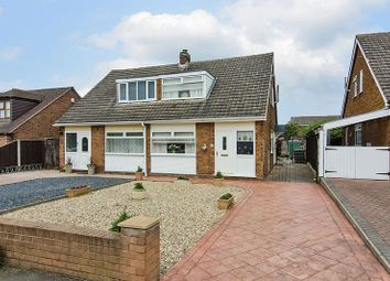 Thumbnail 3 bed semi-detached bungalow for sale in Chapel Street, Norton Canes, Cannock