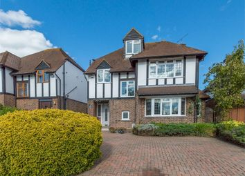 Thumbnail 5 bedroom detached house for sale in Calder Avenue, Brookmans Park, Hatfield