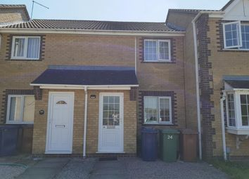 Thumbnail 2 bedroom terraced house to rent in Moorhen Road, Whittlesey