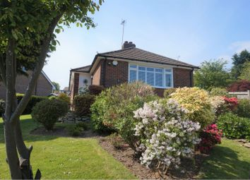 Thumbnail 3 bed detached bungalow for sale in Mill Rise, Heathfield