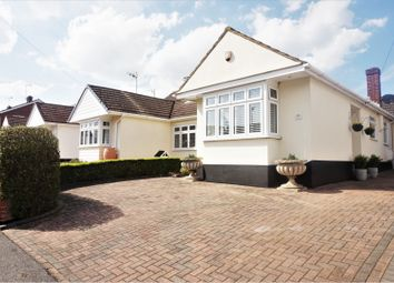 Thumbnail 3 bed semi-detached bungalow for sale in Oakfield Road, Benfleet