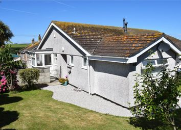 Thumbnail 2 bed semi-detached bungalow for sale in South View, Porthleven, Helston