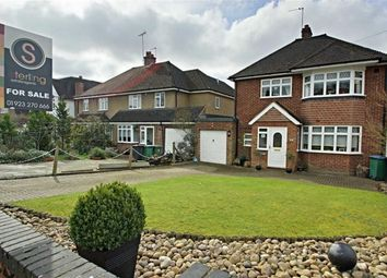 Thumbnail 3 bed detached house for sale in The Ridgeway, Watford