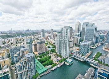 Thumbnail 2 bedroom flat to rent in Arena Tower, 25 Crossharbour Plaza, London