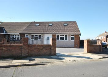 Thumbnail 5 bed semi-detached bungalow for sale in Lulworth Avenue, Goffs Oak, Waltham Cross