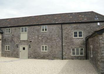 Thumbnail 3 bedroom barn conversion to rent in Charterhouse, Blagdon, Bristol