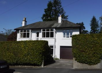 Thumbnail 5 bed detached house for sale in 25 Loughrigg Avenue, Ambleside