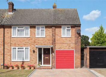Thumbnail 4 bed semi-detached house for sale in Godley Road, Byfleet, West Byfleet