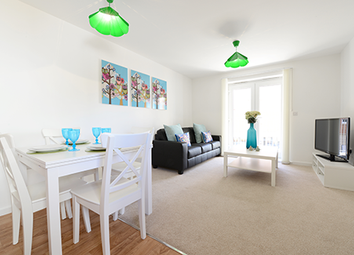 Thumbnail 2 bed flat to rent in 1 Elmira Way, Salford Quays