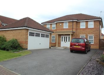 Thumbnail 4 bed property to rent in Johnson Drive, Scunthorpe