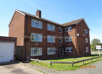 Thumbnail 2 bedroom flat to rent in Sandfields Road, Eynesbury, St. Neots