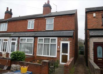 Thumbnail 2 bed terraced house for sale in Station Road, Nether Whitacre, Coleshill, Birmingham