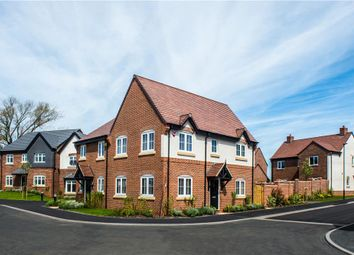 """Thumbnail 3 bed semi-detached house for sale in """"Morley"""" at Starflower Way, Mickleover, Derby"""