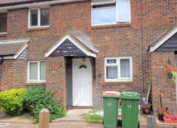 Thumbnail 2 bed terraced house to rent in Ashwell Close, London